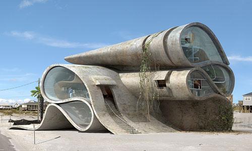 Arquitectura anti huracanes